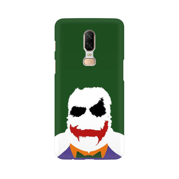 OnePlus 6 The Joker Outline Phone Cover & Case