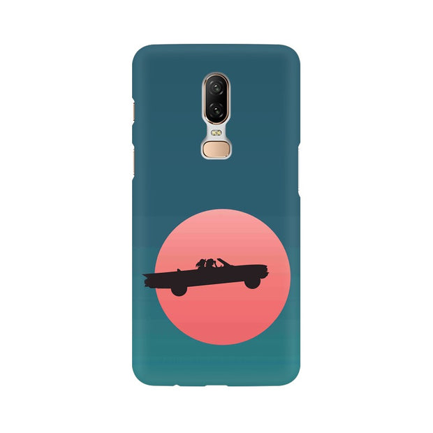 OnePlus 6 Thelma & Louise Movie Minimal Phone Cover & Case