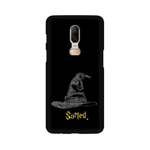 OnePlus 6 Sorting Hat Harry Potter Phone Cover & Case