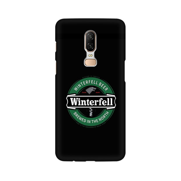 OnePlus 6 Winterfell Game Of Thrones Phone Cover & Case