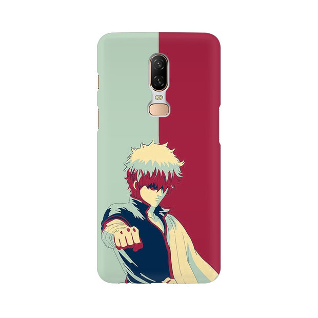 OnePlus 6 Ichigo Bleach Anime Phone Cover & Case