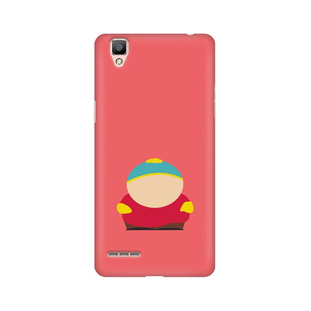 Oppo A35 Eric Cartman Minimal South Park Phone Cover & Case
