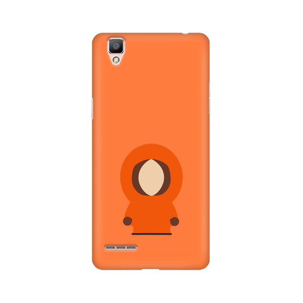 Oppo A35 Kenny Minimal South Park Phone Cover & Case
