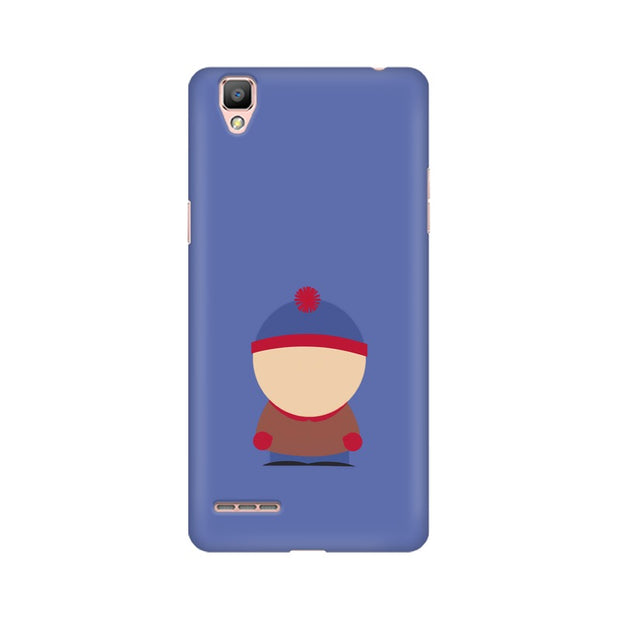 Oppo A35 Stan Marsh Minimal South Park Phone Cover & Case