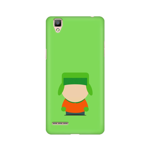 Oppo A35 Kyle Broflovski Minimal South Park Phone Cover & Case
