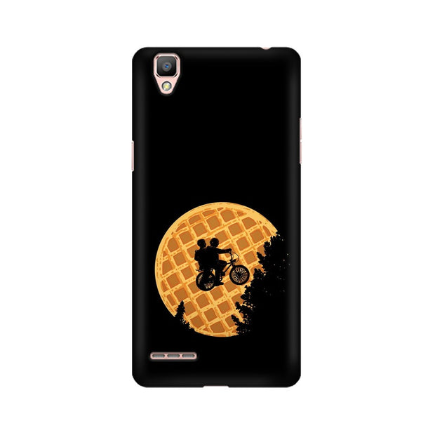 Oppo A35 Stranger Things Pancake Minimal Phone Cover & Case