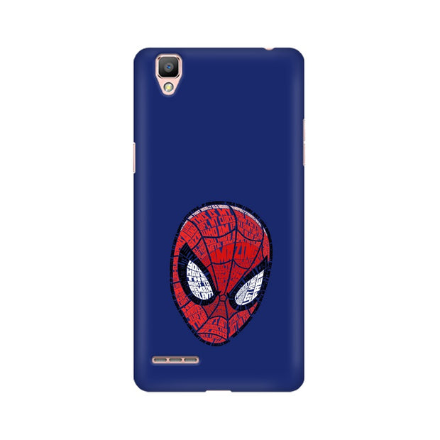 Oppo A35 Spider Man Graphic Fan Art Phone Cover & Case