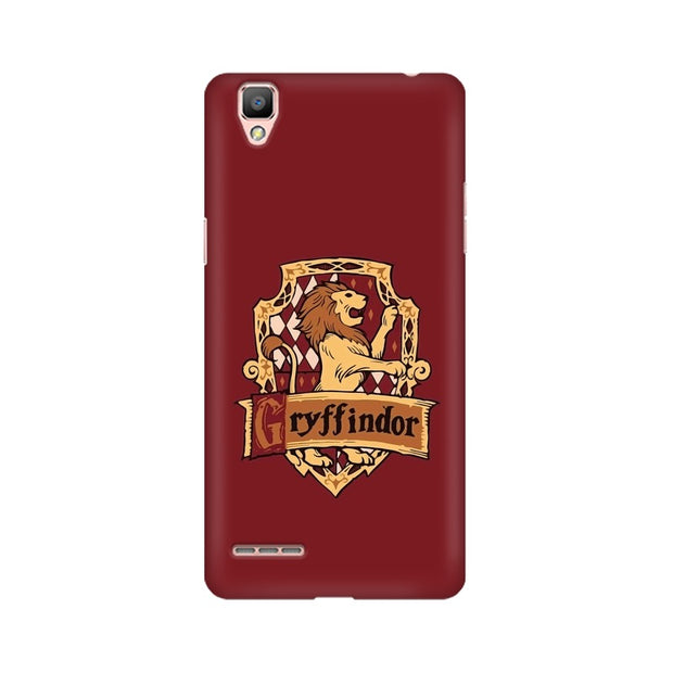 Oppo A35 Gryffindor House Crest Harry Potter Phone Cover & Case