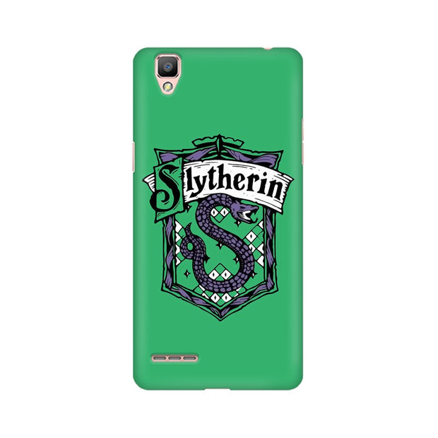 Oppo A35 Slytherin House Crest Harry Potter Phone Cover & Case