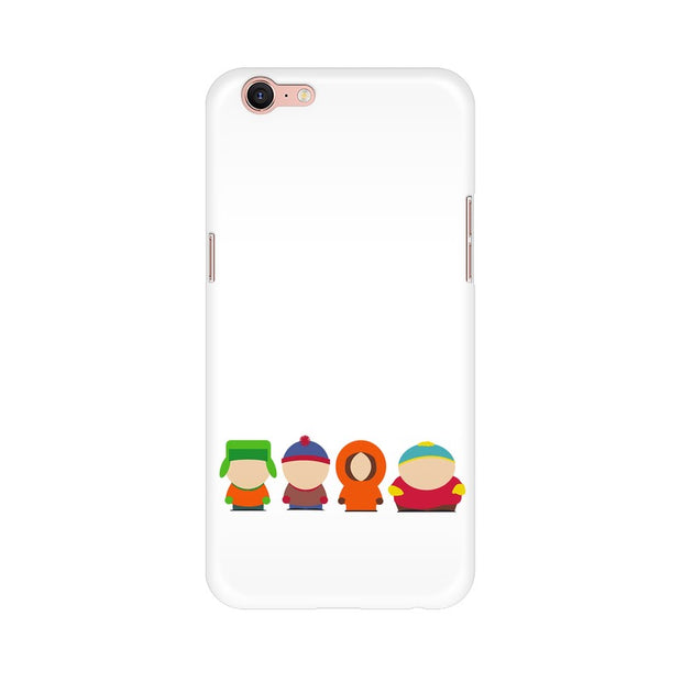 Oppo A39 South Park Minimal Phone Cover & Case