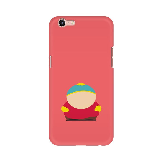 Oppo A39 Eric Cartman Minimal South Park Phone Cover & Case