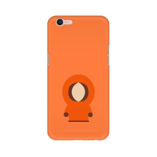 Oppo A39 Kenny Minimal South Park Phone Cover & Case