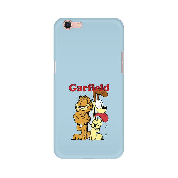 Oppo A39 Garfield & Odie Phone Cover & Case