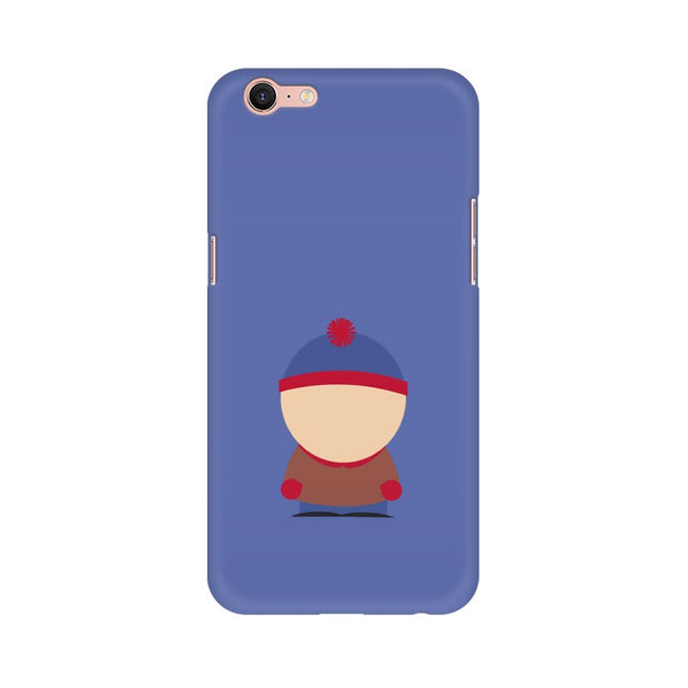 Oppo A39 Stan Marsh Minimal South Park Phone Cover & Case