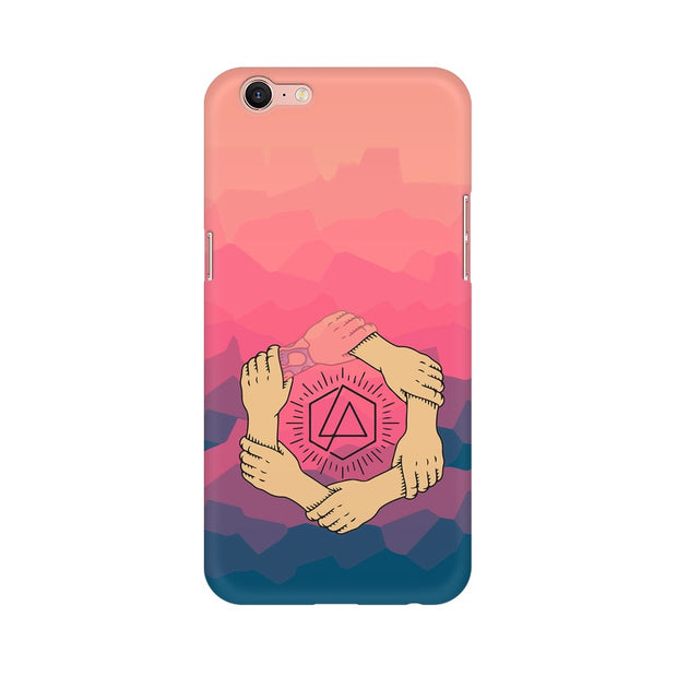 Oppo A39 Linkin Park Logo Chester Tribute Phone Cover & Case