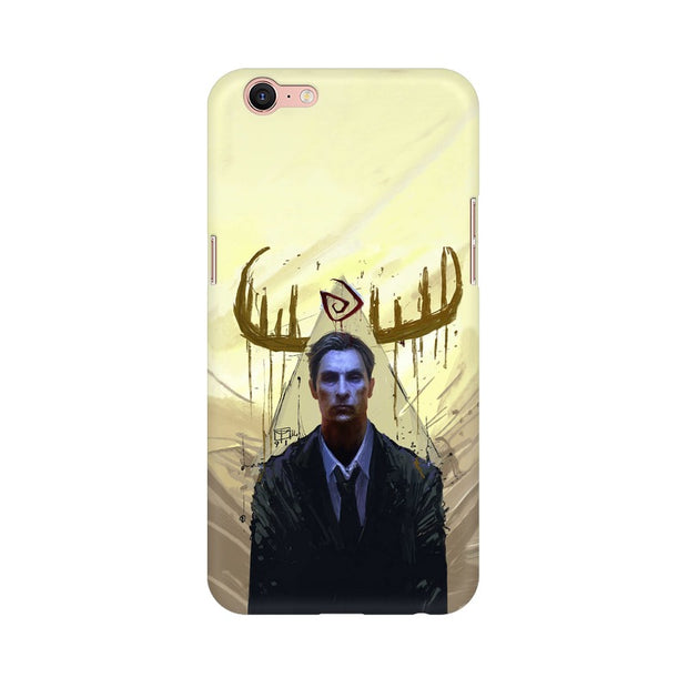 Oppo A39 True Detective Rustin Fan Art Phone Cover & Case