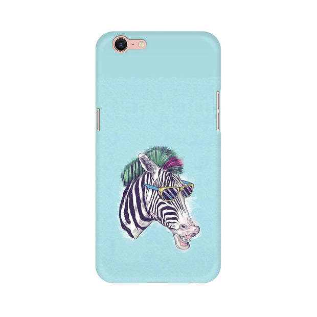 Oppo A39 The Zebra Style Cool Phone Cover & Case