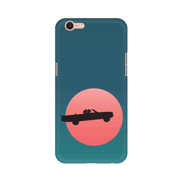 Oppo A39 Thelma & Louise Movie Minimal Phone Cover & Case