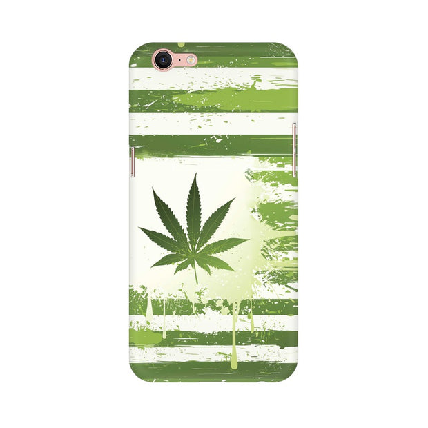 Oppo A39 Weed Flag  Phone Cover & Case