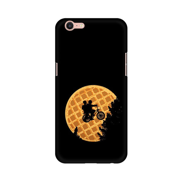 Oppo A39 Stranger Things Pancake Minimal Phone Cover & Case