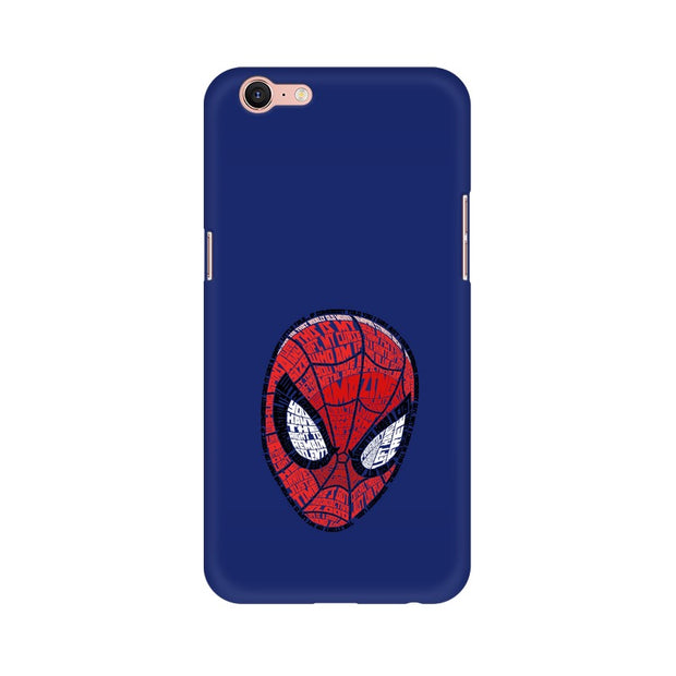 Oppo A39 Spider Man Graphic Fan Art Phone Cover & Case