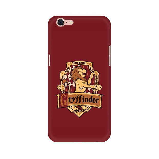 Oppo A39 Gryffindor House Crest Harry Potter Phone Cover & Case