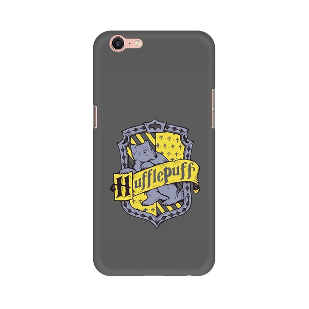 Oppo A39 Hufflepuff House Crest Harry Potter Phone Cover & Case