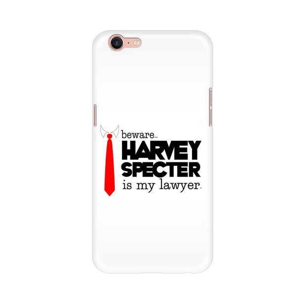 Oppo A39 Harvey Spectre Is My Lawyer Suits Phone Cover & Case