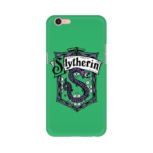 Oppo A39 Slytherin House Crest Harry Potter Phone Cover & Case