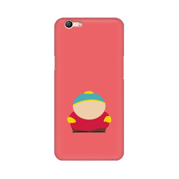 Oppo A59 Eric Cartman Minimal South Park Phone Cover & Case