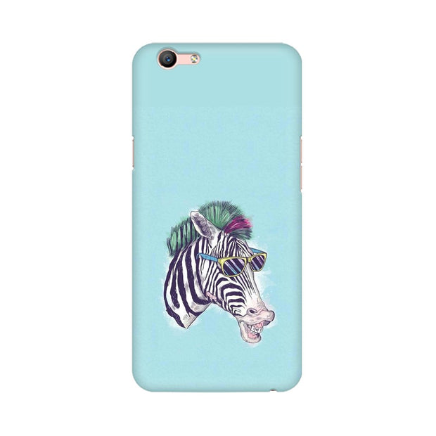 Oppo A59 The Zebra Style Cool Phone Cover & Case