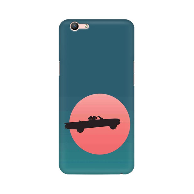 Oppo A59 Thelma & Louise Movie Minimal Phone Cover & Case