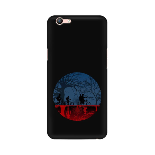 Oppo A59 Stranger Things Fan Art Phone Cover & Case