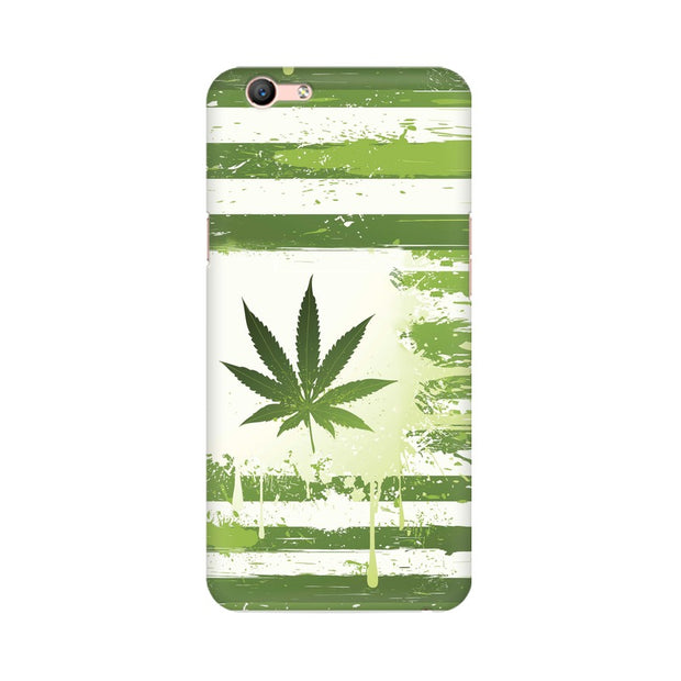 Oppo A59 Weed Flag  Phone Cover & Case