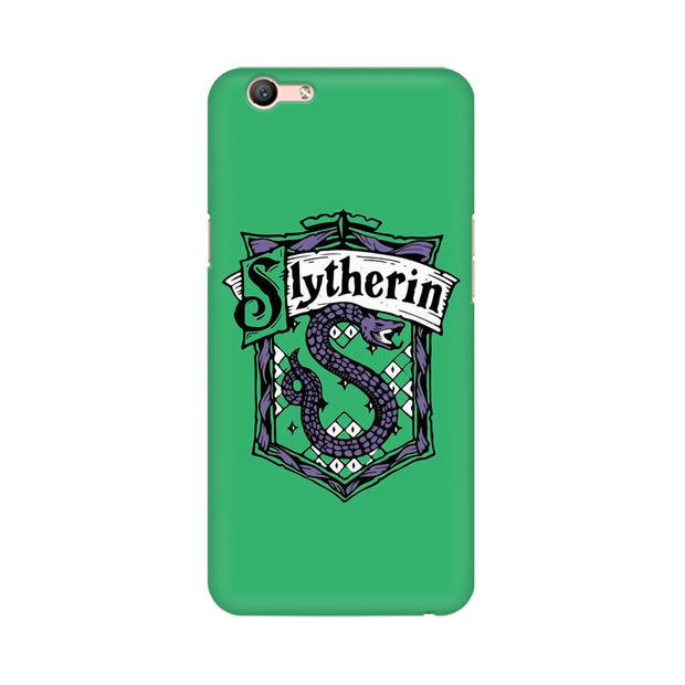 Oppo A59 Slytherin House Crest Harry Potter Phone Cover & Case