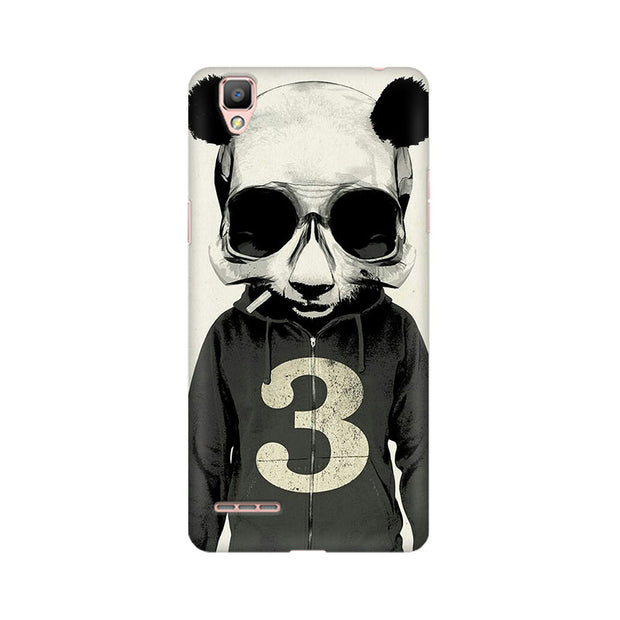 Oppo F1 Cool Panda Phone Cover & Case