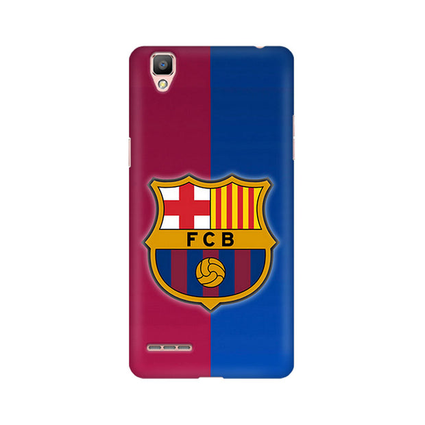 Oppo F1 Fcb Logo Phone Cover & Case