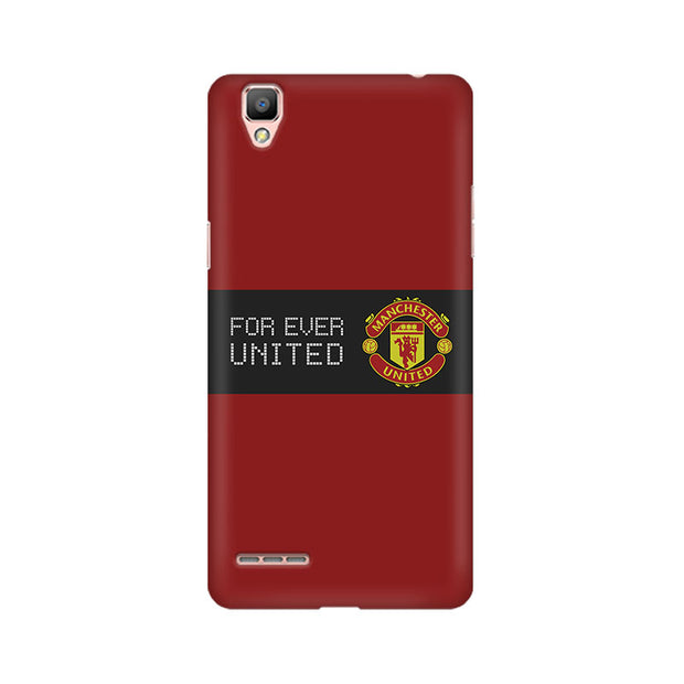 Oppo F1 Forever United Phone Cover & Case