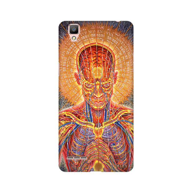 Oppo F1 Human Mantra Phone Cover & Case