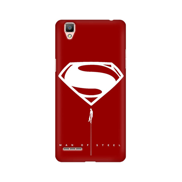 Oppo F1 Man Of Steel Phone Cover & Case