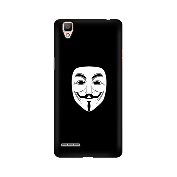 Oppo F1 Mask Of V Phone Cover & Case