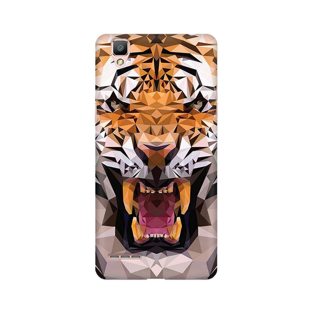 Oppo F1 Roaring Tiger Phone Cover & Case