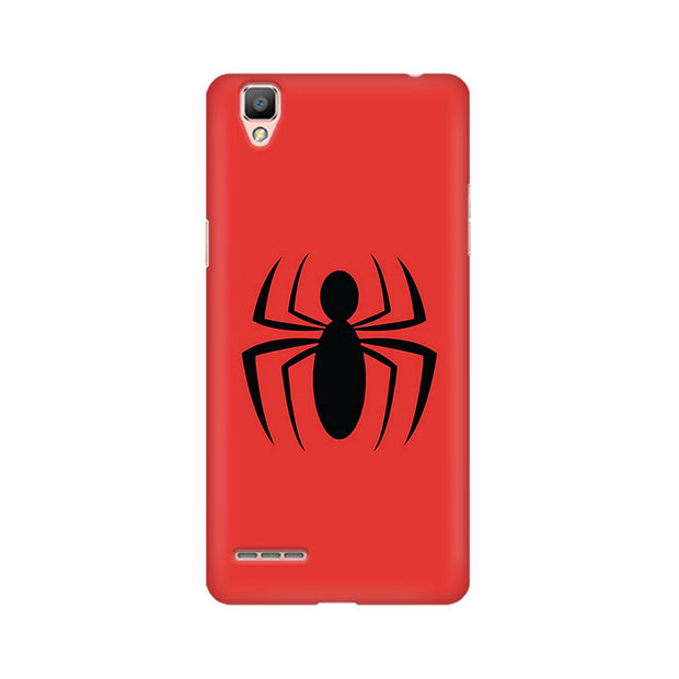 Oppo F1 Spiderman Spider Phone Cover & Case