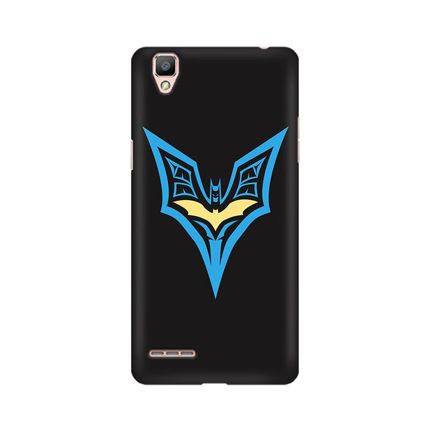 Oppo F1 The Batman Logo Phone Cover & Case