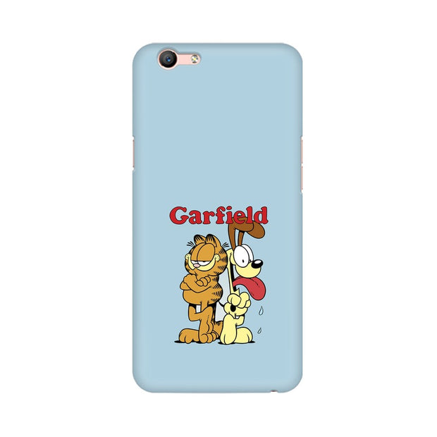 Oppo F1S Garfield & Odie Phone Cover & Case