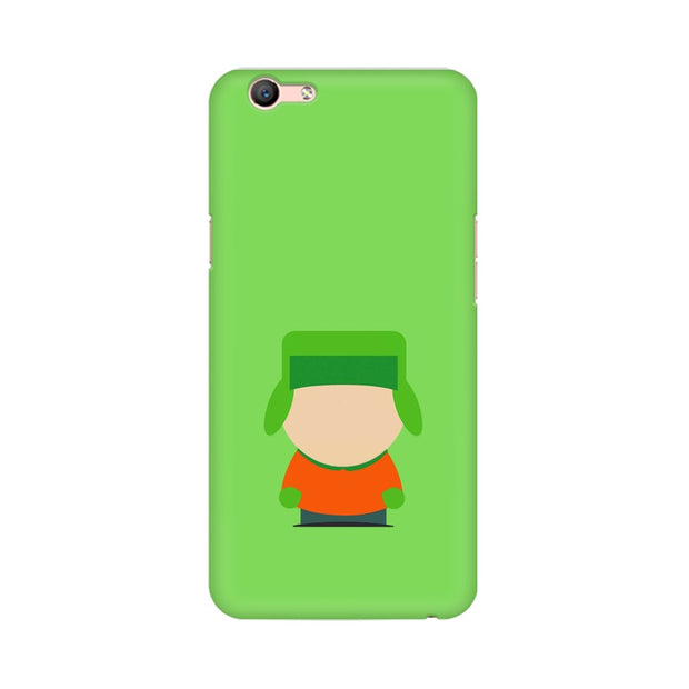 Oppo F1S Kyle Broflovski Minimal South Park Phone Cover & Case