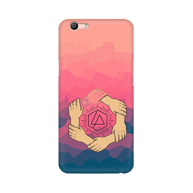 Oppo F1S Linkin Park Logo Chester Tribute Phone Cover & Case