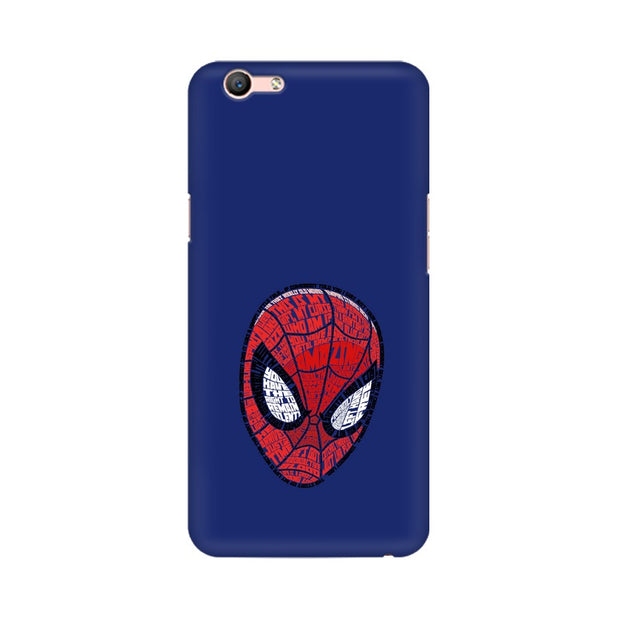 Oppo F1S Spider Man Graphic Fan Art Phone Cover & Case
