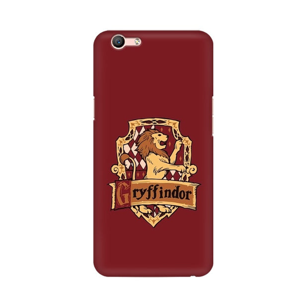 Oppo F1S Gryffindor House Crest Harry Potter Phone Cover & Case