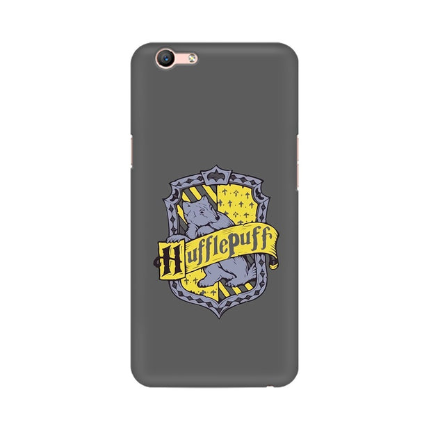 Oppo F1S Hufflepuff House Crest Harry Potter Phone Cover & Case